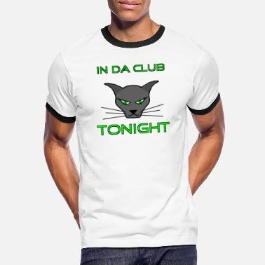 Clubs club - Men's Ringer T-Shirt