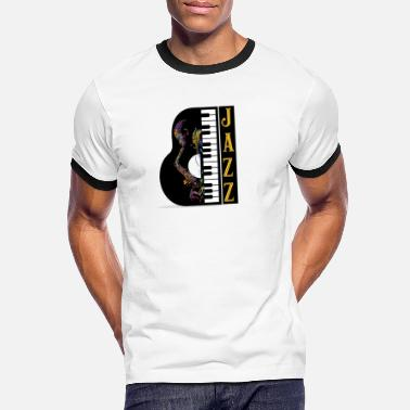 Jazz JAZZ - Men's Ringer T-Shirt