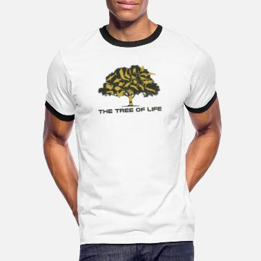 Evolutionary History Tree of life - Men's Ringer T-Shirt