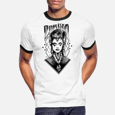 Ritual RITUAL GIRL - Men's Ringer T-Shirt
