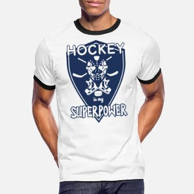 Indoor Hockey Indoor Hockey - Men's Ringer T-Shirt