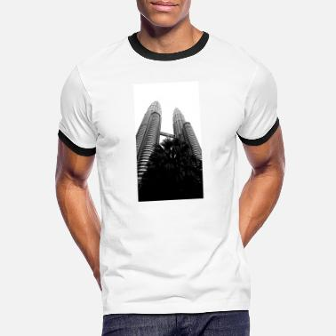 Twin Towers Petronas Twin Towers IMG 20190602 111157 - Männer Ringer T-Shirt