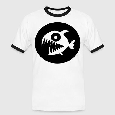 Piranha - Men's Ringer Shirt