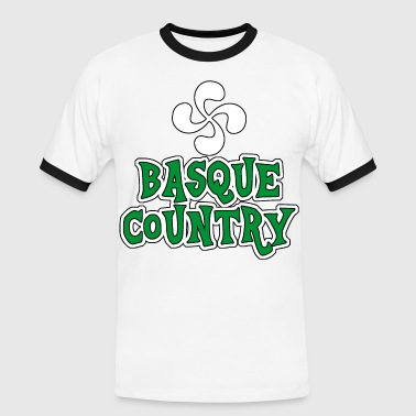 basque country 01 - Men's Ringer Shirt