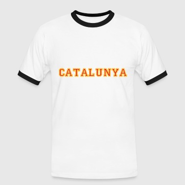 catalunya - Men's Ringer Shirt