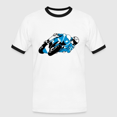 Moto-GP - Men's Ringer Shirt