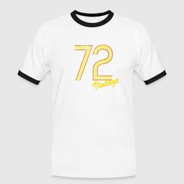 72 vintage - Men's Ringer Shirt