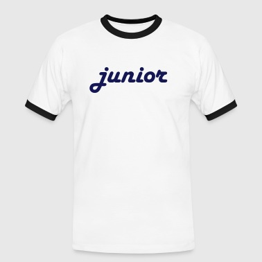 junior  - Männer Kontrast-T-Shirt