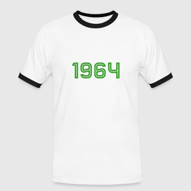 1964 Inline - Men's Ringer Shirt