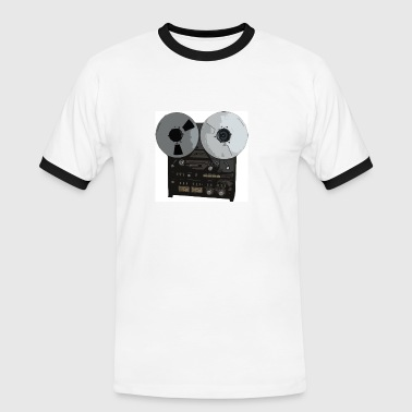 Reel to reel - Men's Ringer Shirt