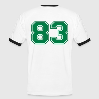 83 - Men's Ringer Shirt