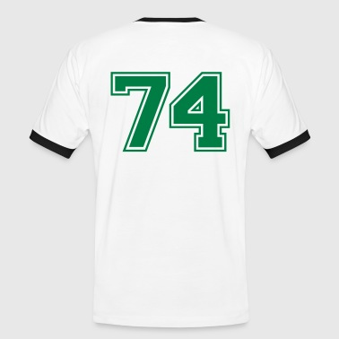 74 - Men's Ringer Shirt