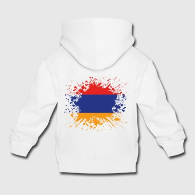 home country roots wurzeln love Armenien png - Kinder Premium Hoodie