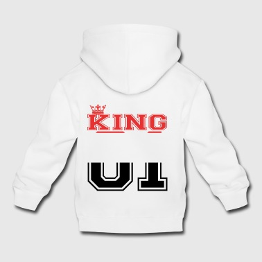 country partner king 01 prince Yemen - Kids' Premium Hoodie
