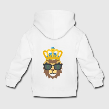 King of the Jungle - Kids' Premium Hoodie