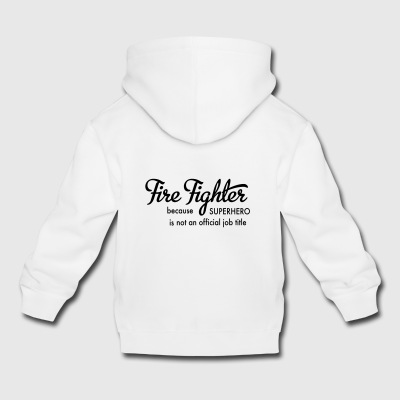 6061912 126162457 Fire Department - Kids' Premium Hoodie