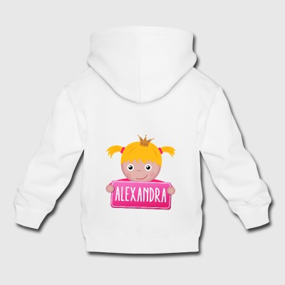 Little Princess Alexandra - Kids' Premium Hoodie