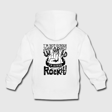 Rock It - Kids' Premium Hoodie