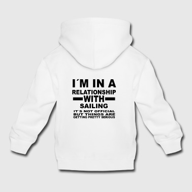 Relationship with SAILING - Kids' Premium Hoodie
