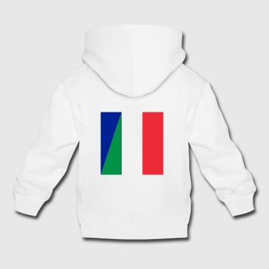 Double nationality - Kids' Premium Hoodie