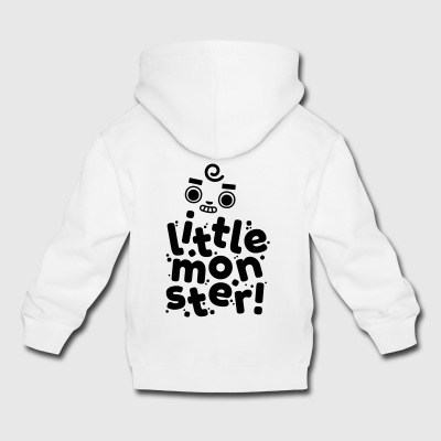 Little Monsterhide Monster - Kids' Premium Hoodie