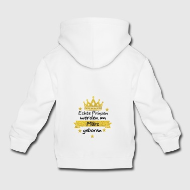 Gift for expectant parents, birth - Kids' Premium Hoodie