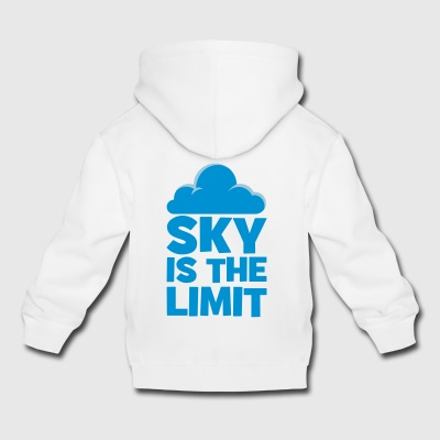 Sky is the limit - Kids' Premium Hoodie