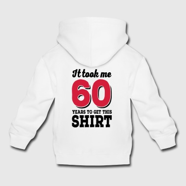 60th birthday - Kids' Premium Hoodie
