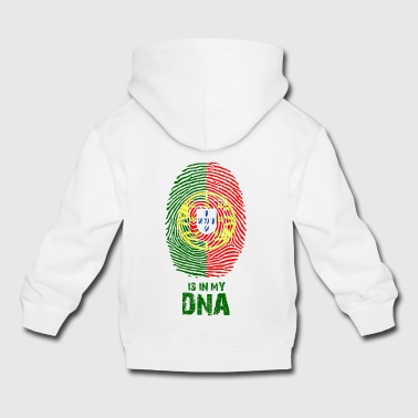 Portugal flag - Made in Portugal - gift - Kids' Premium Hoodie
