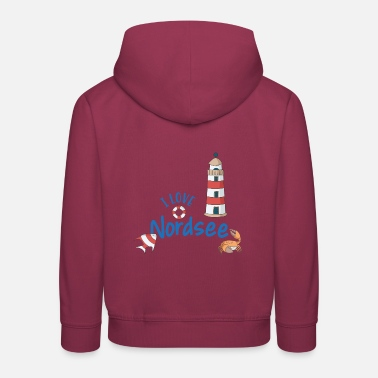 North Sea North Sea - Kids' Premium Hoodie