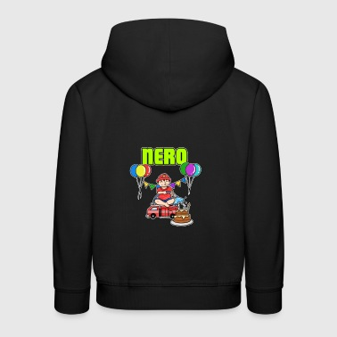 Fire Department Nero Gift - Kids' Premium Hoodie