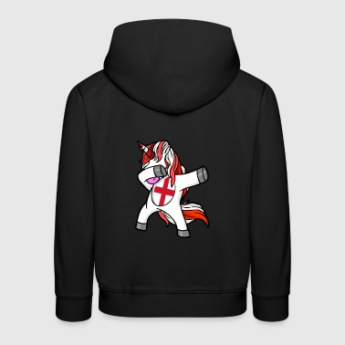 Football England Football England World Cup - Kids' Premium Hoodie