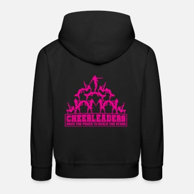 Cheerleading Cheerleaders cheerleading - Kids' Premium Hoodie