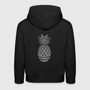 ANANAS PSYCHEDELIC - Premium-Luvtröja barn