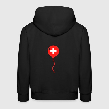 Swiss Spirit Collection - Kinder Premium Hoodie