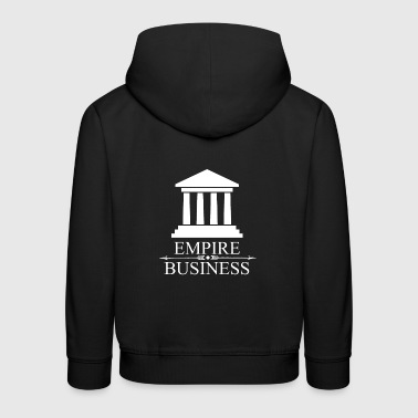 EMPIRE BUSINESS - Pull à capuche Premium Enfant