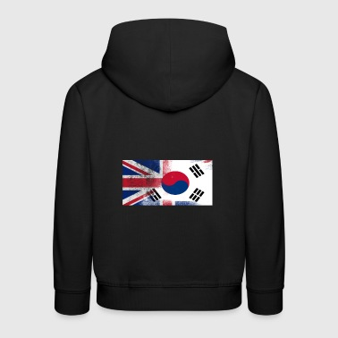 South Korea - Kids' Premium Hoodie