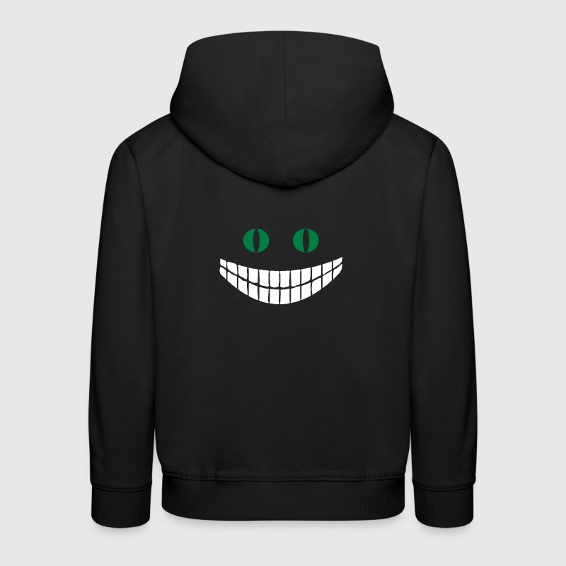Alice in Wonderland: Cheshire cat (2c) - Kids' Premium Hoodie