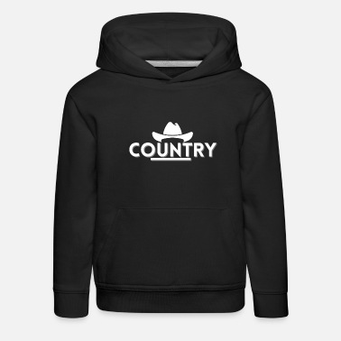 Country country. country gift - Kids' Premium Hoodie