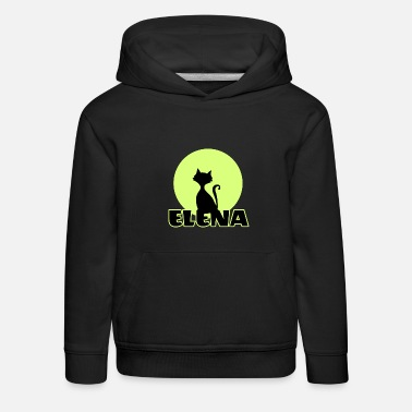 Name Day Elena Name day first name personal gift - Kids' Premium Hoodie