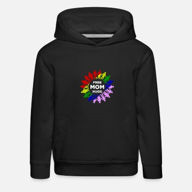 Cadeau Gay Pride - Sweat à capuche premium Enfant