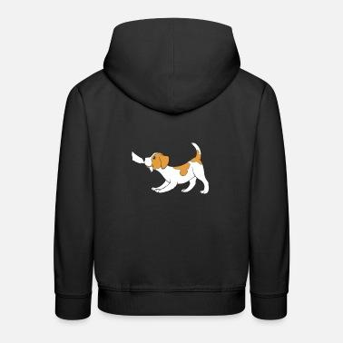 Jack russell terrier chiot-mignon-sweat à capuche
