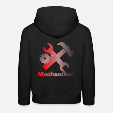 Mechaniker Mechaniker - Kinder Premium Hoodie
