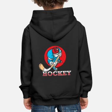 Sports Hockey Ishockey Vinter Sport Team Sport - Premium hoodie barn