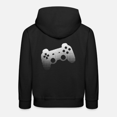Console Console gaming - Kinderen premium hoodie