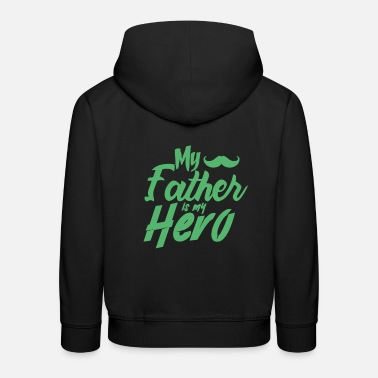 Father's Day Father's Day Father's Day Father's Day Father's Day - Kids' Premium Hoodie