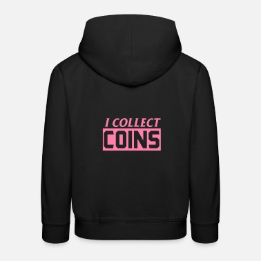Collections Collect collector Collectible store collection - Kids' Premium Hoodie