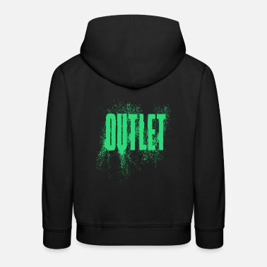 Outlet Outlet - Kids' Premium Hoodie