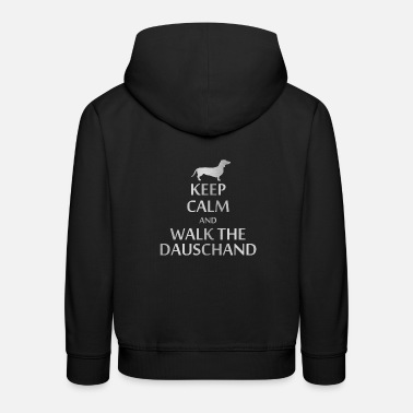 Hundefreund Hundefreund - Kinder Premium Hoodie