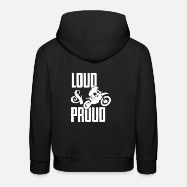 Loud and Proud - Kids' Premium Hoodie